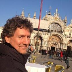 Charley in Venice