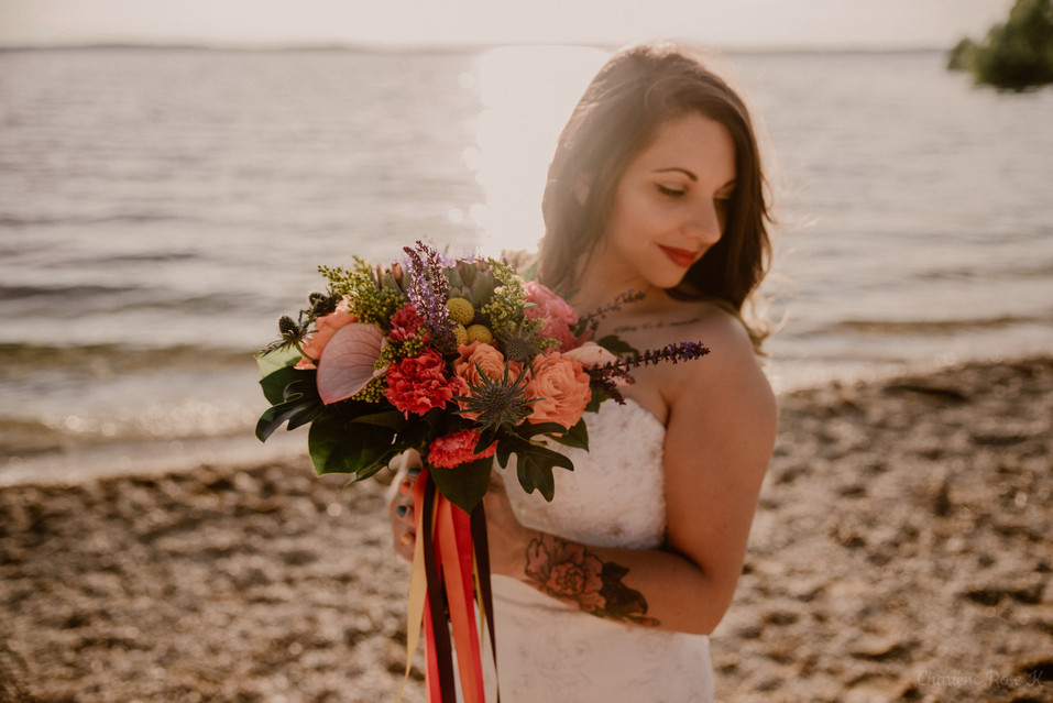 photographe,mariage,troyes,trash,dress,lac,aube,copines,coloré