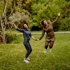 Photographe à Troyes, Séance photo fun entre copines