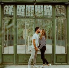 Photographe à Troyes, séance photo de couple à Paris