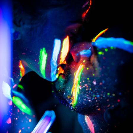 Les séances Neon Love