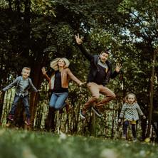 Photographe à Troyes, séance photo originale et fun en famille