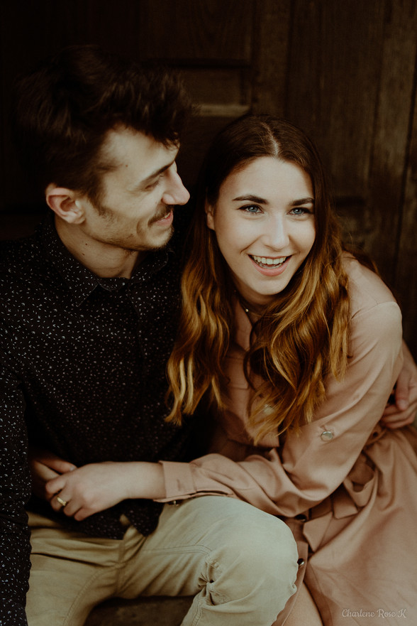 photographe,troyes,couple,lifestyle,amour,complicité,rire,rues,charlene,rose,k