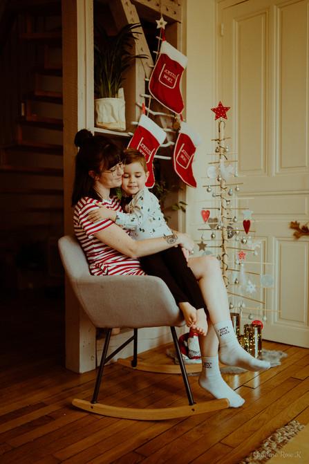 Charlene Rose K - Photographe à Troyes | Séance photo lifestyle famille et enfants extérieur domicile ou studio