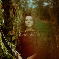 Photographe à Troyes, Portrait de femme en extérieur