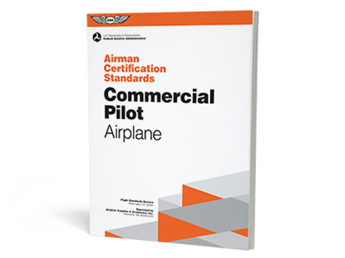 ASA Commercial Airman Certification Standards (ACS)