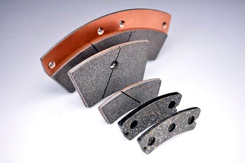 Rapco Metalic Brake Linings RA066-04400