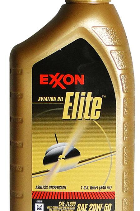 Exxon Elite 20W-50