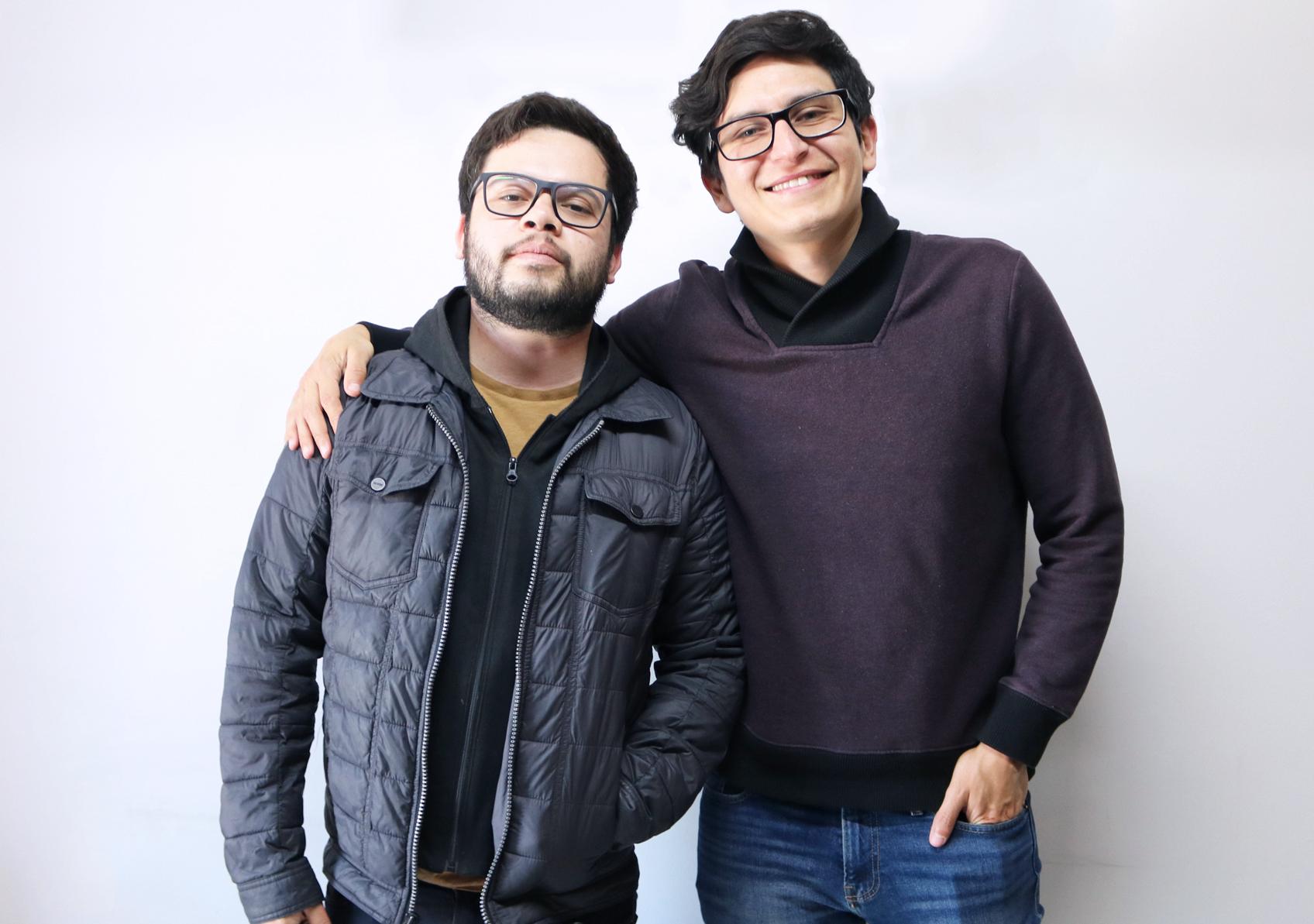 Roberto y Rafa 2