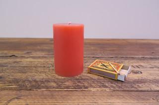 Gunpowder Candle