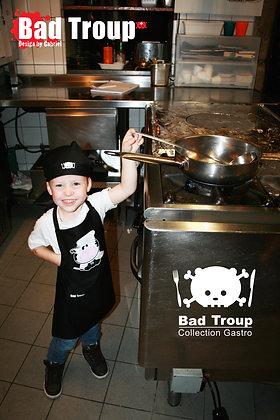 """Tablier de cuisine enfant """"vache"""" T001"""