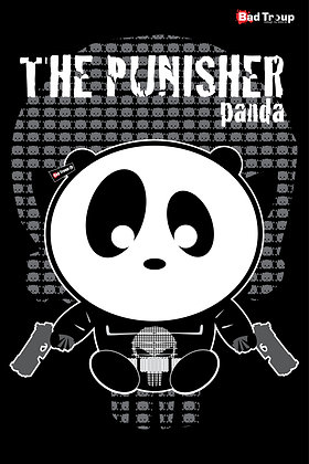 The punisher Panda 80x120