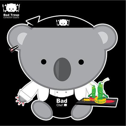 """Tablier de cuisine enfant """"koala"""" T004"""