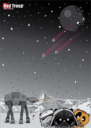 Star Wars 80x120
