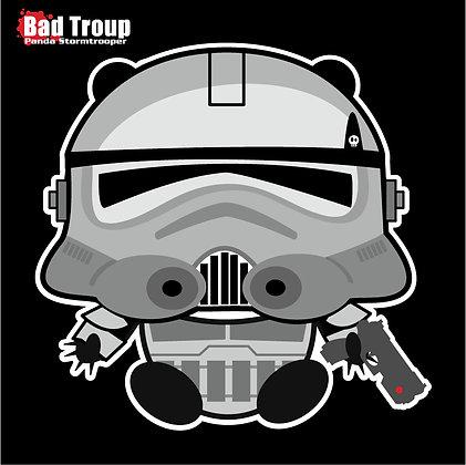 Trooper Panda