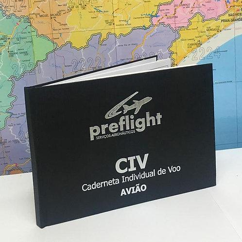 CIV - Caderneta Individual de Voo