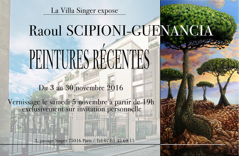 Raoul-Scipioni-Guenancia-Village Singer 2016