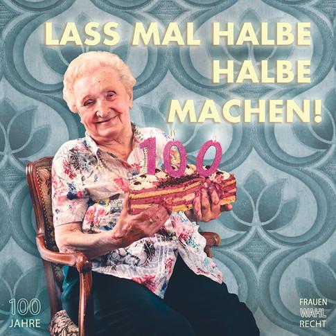 """""""Auf die nächsten 100!"""", 2019"""