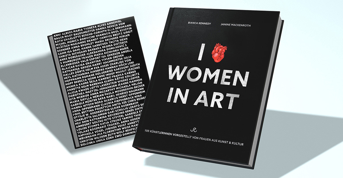 I ❤ Women in Art