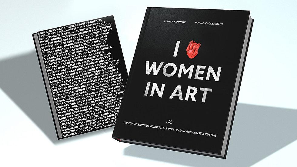 I ♥ Women in Art