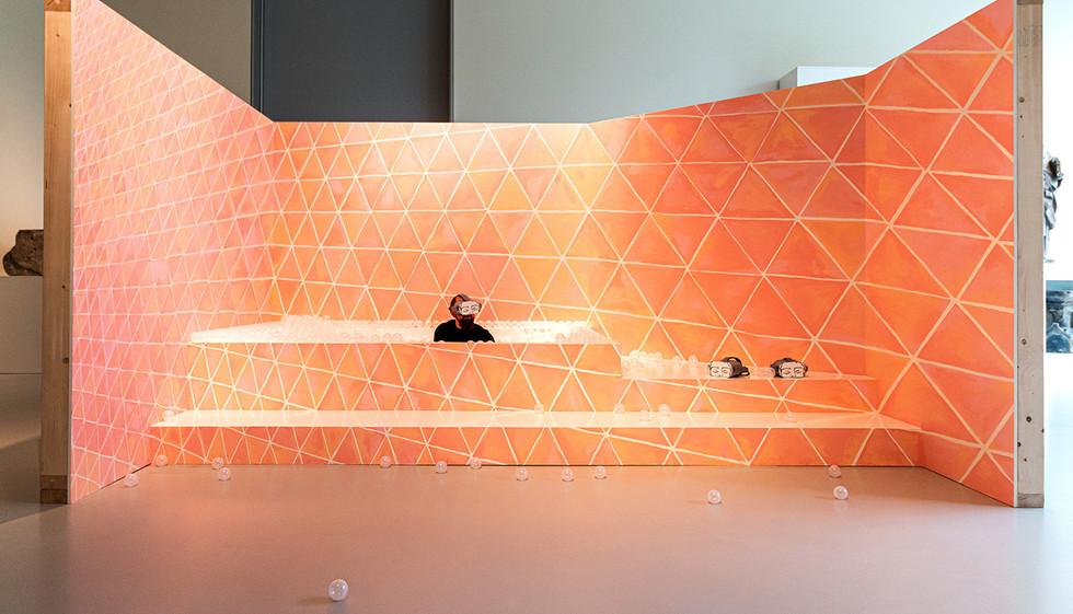 Ausstellungsansicht Kunsthalle Baden-Baden