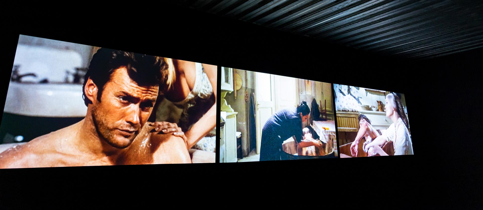 Ausstellungsansicht Krinzinger Projekte Wien