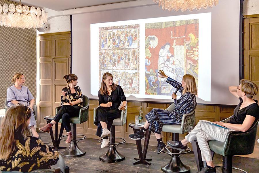 "Book presentation ""I Love Women in Art"""