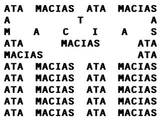 ATA MACIAS
