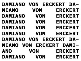DAMIANO VON ERCKERT