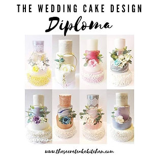 Want to learn up-to-date Wedding Cake De