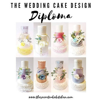 Want to learn up-to-date Wedding Cake Decoration techniques_! Want more info_ £49 DEPOSIT.