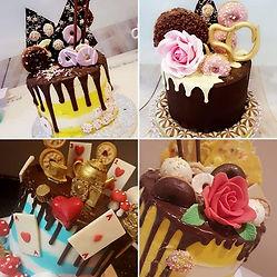 The Chocolate Drip Cake Class__Wednesday 13th February 2019, 6-9pm, Walton, Liverpool L9__