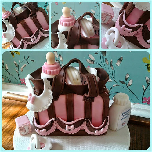 The Baby Bag Cake Online Class
