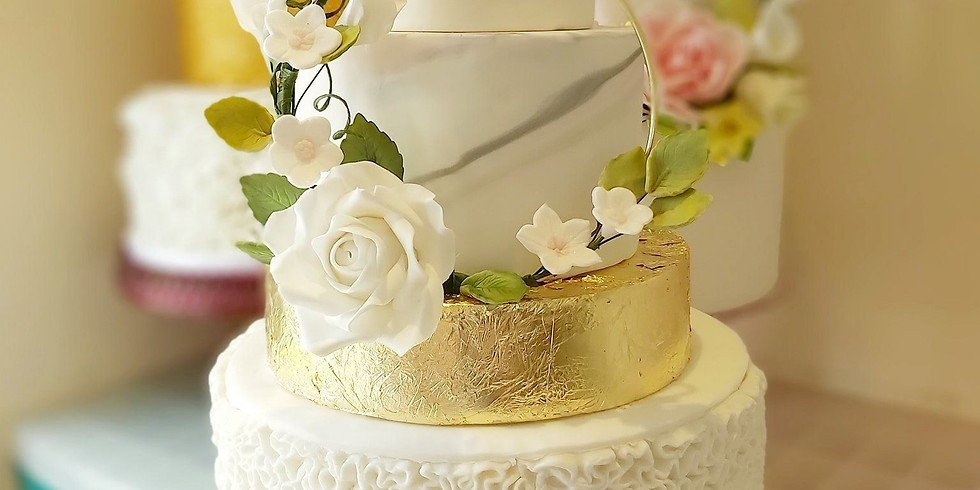 The Wedding Cake Design Diploma - Two Day Class