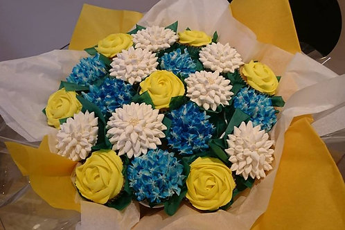 The Cupcake Bouquet Class