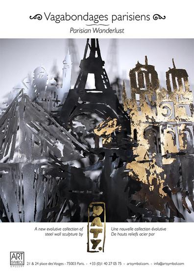 Expo Paris ' Vagabondages parisiens'