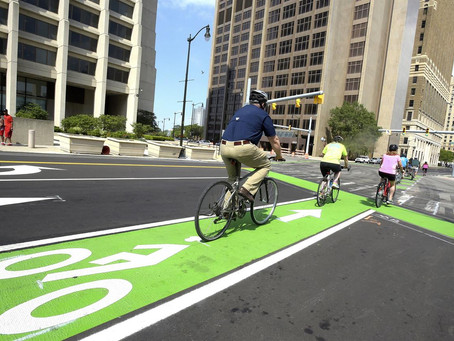 Speak up for the future of biking in WS