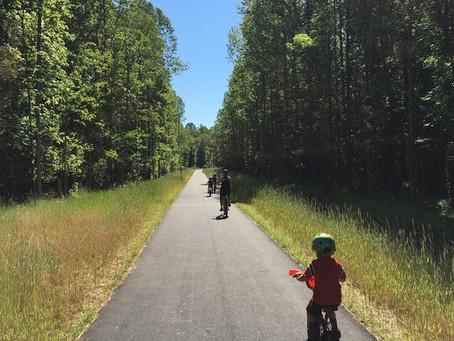 Do yourself a favor - ride a bike
