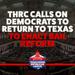 THRC Calls on Democrats to Return to Texas to Enact Bail Reform