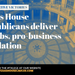 RECAP: HOUSE GOP DELIVERS ON JOBS, PRO-BUSINESS LEGISLATION