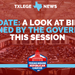 UPDATE: A LOOK AT BILLS SIGNED BY THE GOVERNOR SO FAR THIS SESSION