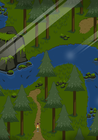 river Legends Pine Forest original size.