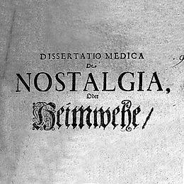 Pandemic Nostalgia