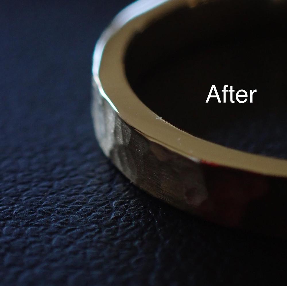 指輪修理 リング修理 山形県山形市 オーダーメイドジュエリー オーダーメイドリング 結婚指輪 マリッジリング 宝石店 ジュエリーショップ アトリエジェムカフェ