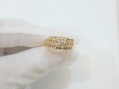 【 ジュエリーリフォーム】3本の指輪を使ったジュエリーリフォームをご用命頂きました。