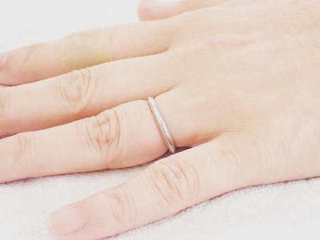 【指輪の切断事例】ご紹介いたします。
