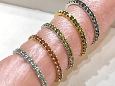 【カラーダイヤモンドフェア】開催します。