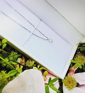 ダイヤモンド ネックレス プロポーズジュエリー マリッジリング エンゲージリング