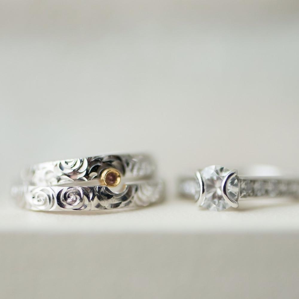 山形県山形市 結婚指輪 婚約指輪 マリッジリング エンゲージリング ダイヤモンド プロポーズ 薬指の指輪 宝石店 ジュエリーショップ アトリエジェムカフェ
