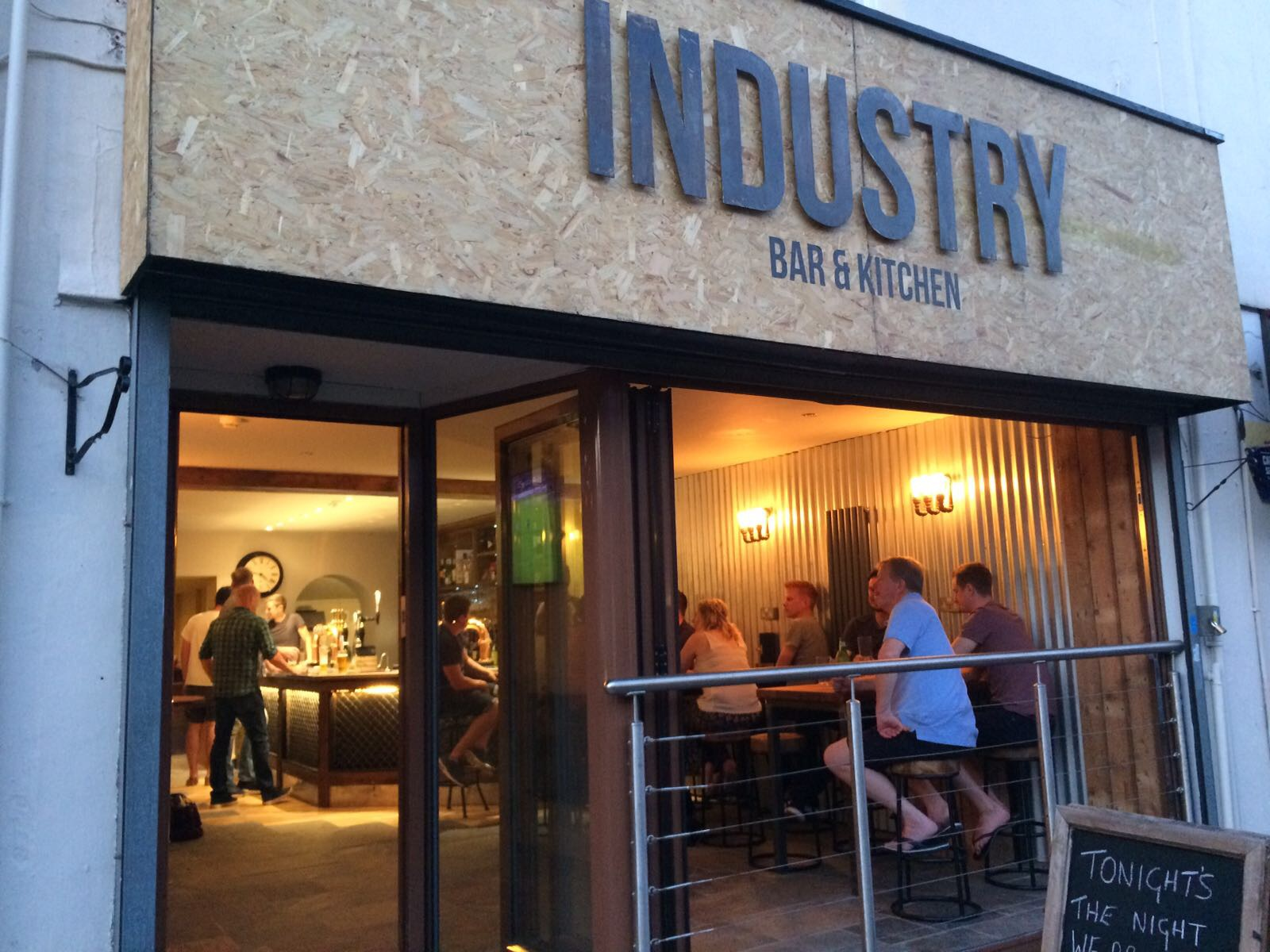 Industry Bar Kitchen